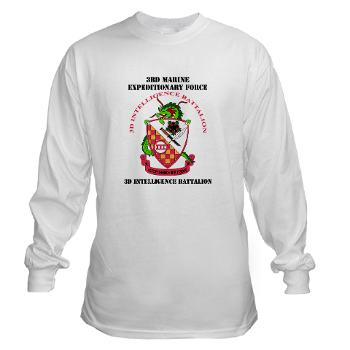 3IB - A01 - 03 - 3rd Intelligence Battalion - Long Sleeve T-Shirt