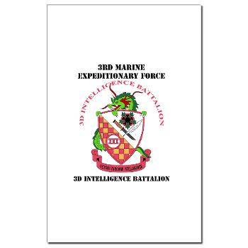 3IB - M01 - 02 - 3rd Intelligence Battalion - Mini Poster Print
