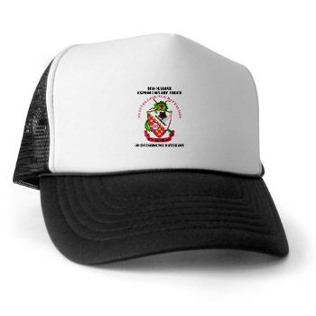 3IB - A01 - 02 - 3rd Intelligence Battalion - Trucker Hat