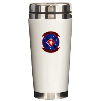 3LAADBn - M01 - 03 - 3rd Low Altitude Air Defense Bn - Ceramic Travel Mug