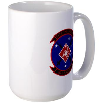3LAADBn - M01 - 03 - 3rd Low Altitude Air Defense Bn - Large Mug