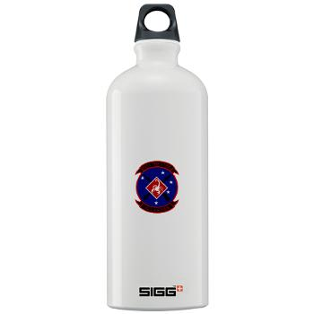 3LAADBn - M01 - 03 - 3rd Low Altitude Air Defense Bn - Sigg Water Bottle 1.0L