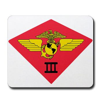 3MAW - M01 - 03 - 3rd Marine Air Wing Mousepad