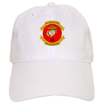 3MEF - A01 - 01 - 3rd Marine Expeditionary Force with Text- Cap