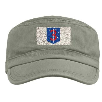 3MSOB - A01 - 01 - 3rd Marine Special Operations Battalion - Military Cap