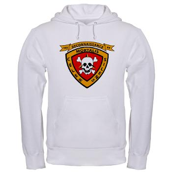 3RB - A01 - 01 - 3rd Reconnaissance Battalion - Hooded Sweatshirt