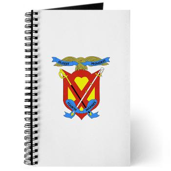 4MRHC - M01 - 02 - Headquarters Company - 4th Marine Regiment - Journal