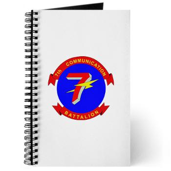 7CB - M01 - 02 - 7th Communication Battalion - Journal