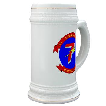 7CB - M01 - 03 - 7th Communication Battalion - Stein