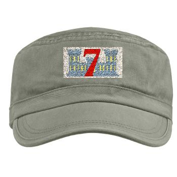 7ESB - A01 - 01 - 7th Engineer Support Battalion - Military Cap