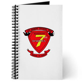 7MR - M01 - 02 - 7th Marine Regiment Journal