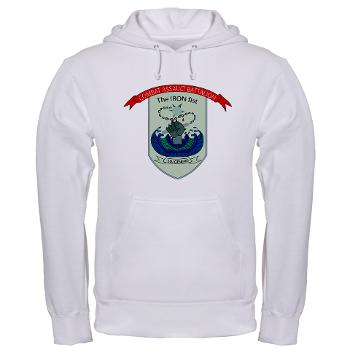 AAVC - A01 - 03 - Assault Amphibian Vehicle Company Hooded Sweatshirt