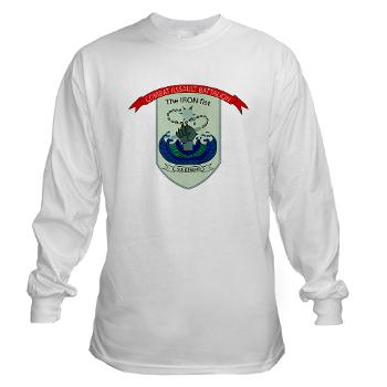 AAVC - A01 - 03 - Assault Amphibian Vehicle Company Long Sleeve T-Shirt