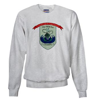 AAVC - A01 - 03 - Assault Amphibian Vehicle Company Sweatshirt