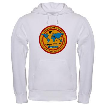 BIC - A01 - 03 - Blount Island Command - Hooded Sweatshirt
