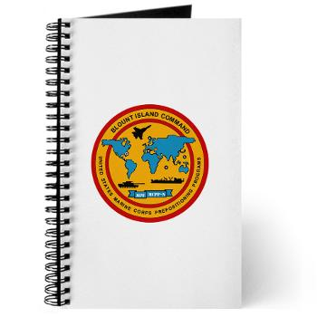 BIC - M01 - 02 - Blount Island Command - Journal
