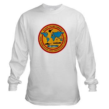 BIC - A01 - 03 - Blount Island Command - Long Sleeve T-Shirt