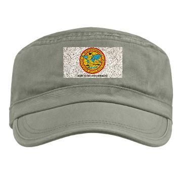 BIC - A01 - 01 - Blount Island Command with Text - Military Cap