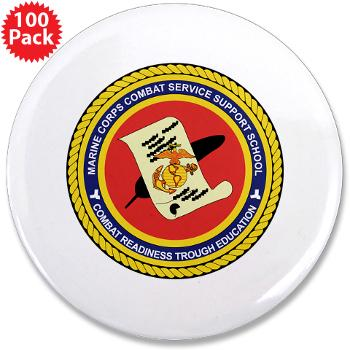 "CGilbertHJohnson - M01 - 01 - Camp Gilbert H. Johnson - 3.5"" Button (100 pack)"