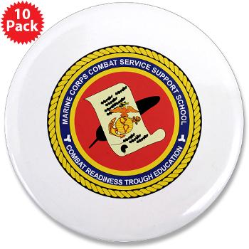 "CGilbertHJohnson - M01 - 01 - Camp Gilbert H. Johnson - 3.5"" Button (10 pack)"