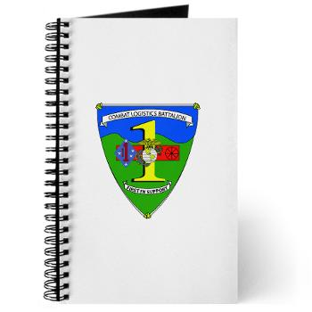 CLB1 - A01 - 01 - Combat Logistics Battalion - Journal