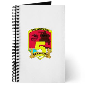 CLB5 - A01 - 01 - Combat Logistics Battalion 5 - Journal