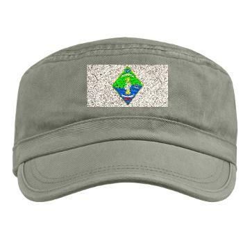 CLR1 - A01 - 01 - Combat Logistics Regiment 1 - Military Cap