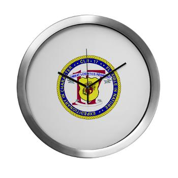 CLR17 - M01 - 03 - Combat Logistics Regiment 17 - Modern Wall Clock