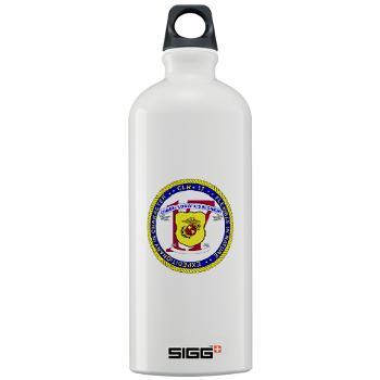 CLR17 - M01 - 03 - Combat Logistics Regiment 17 - Sigg Water Bottle 1.0L