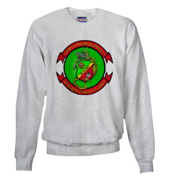 CLR37 - A01 - 03 - Combat Logistics Regiment 37 - Sweatshirt