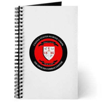 CSSG1 - M01 - 02 - Combat Service Support Group - 1 - Journal