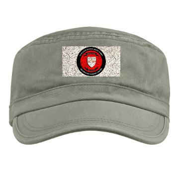 CSSG1 - A01 - 01 - Combat Service Support Group - 1 - Military Cap