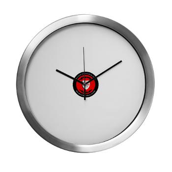 CSSG1 - M01 - 03 - Combat Service Support Group - 1 - Modern Wall Clock