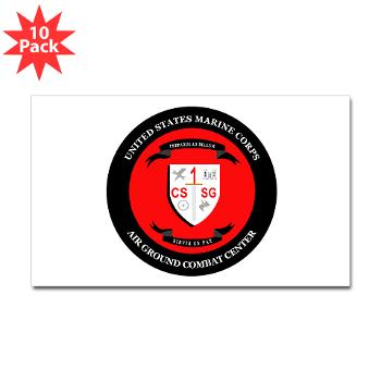 Cssg1 m01 01 combat service support group 1 sticker rectangle