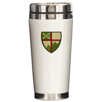 CampAllen - M01 - 03 - Camp Allen - Ceramic Travel Mug