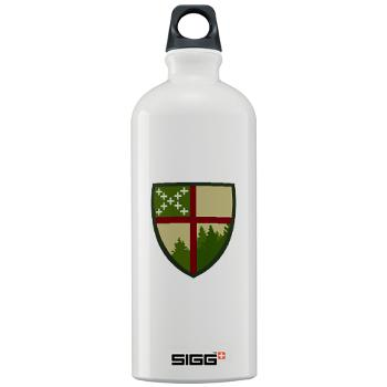 CampAllen - M01 - 03 - Camp Allen - Sigg Water Bottle 1.0L