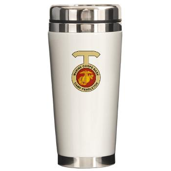 CP - M01 - 03 - Camp Pendleton - Ceramic Travel Mug