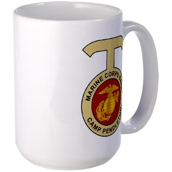 CP - M01 - 03 - Camp Pendleton - Large Mug