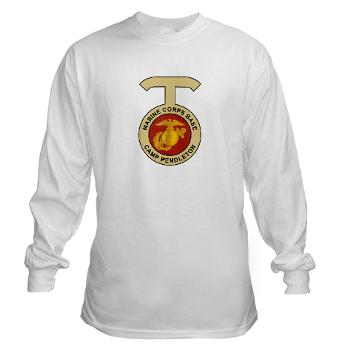 CP - A01 - 03 - Camp Pendleton - Long Sleeve T-Shirt
