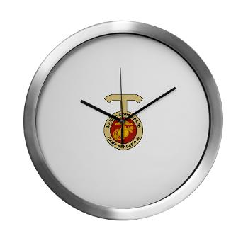 CP - M01 - 03 - Camp Pendleton - Modern Wall Clock
