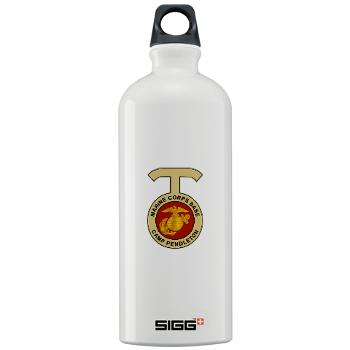 CP - M01 - 03 - Camp Pendleton - Sigg Water Bottle 1.0L