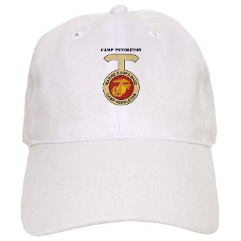 CP - A01 - 01 - Camp Pendleton with Text - Cap