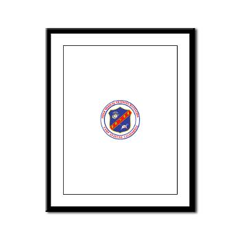 FMTB - M01 - 02 - Field Medical Training Battalion (FMTB) - Framed Panel Print