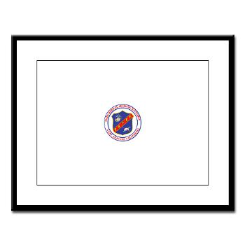 FMTB - M01 - 02 - Field Medical Training Battalion (FMTB) - Large Framed Print