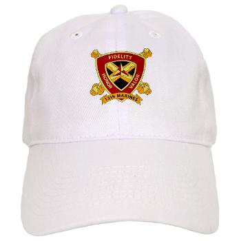 HB12M - A01 - 01 - Headquarters Battery 12th Marines Cap