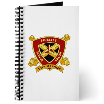 HB12M - M01 - 02 - Headquarters Battery 12th Marines Journal