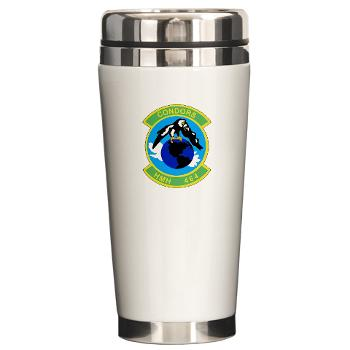 HHS464 - M01 - 03 - SSI - Heavy Helicopter Squadron 464 Ceramic Travel Mug