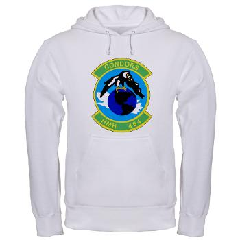 HHS464 - A01 - 03 - SSI - Heavy Helicopter Squadron 464 Hooded Sweatshirt