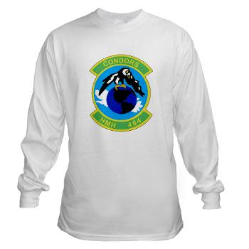 HHS464 - A01 - 03 - SSI - Heavy Helicopter Squadron 464 Long Sleeve T-Shirt