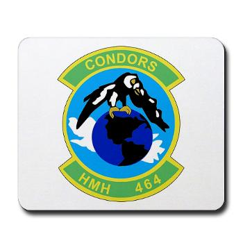 HHS464 - M01 - 03 - SSI - Heavy Helicopter Squadron 464 Mousepad